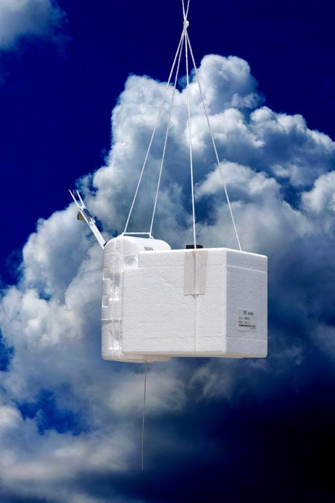 CPS sonde (Cloud Particle Sensor)