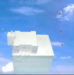 MCD-10 CO2 Sonde