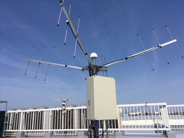 GPS Radiosonde Ground Receiver System RD-18
