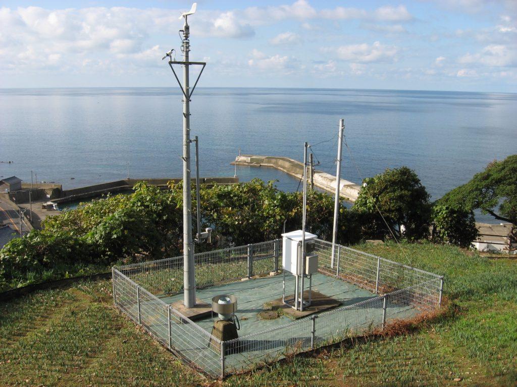 地域気象観測システム アメダス