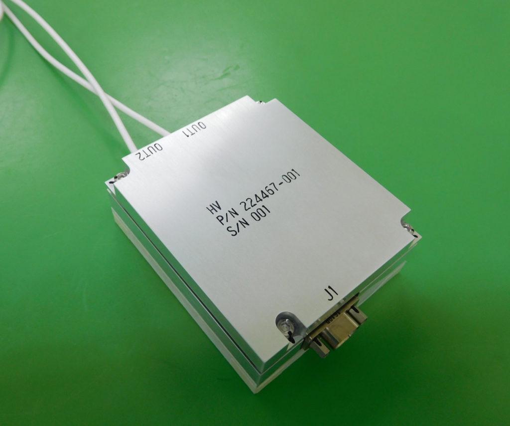 衛星搭載用高圧電源